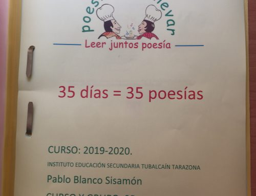 RECITADO DE POEMAS